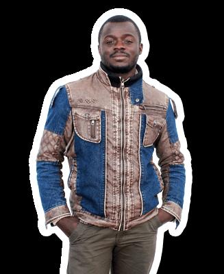<b>Heritier Mwalila<br>Web Developer</b>